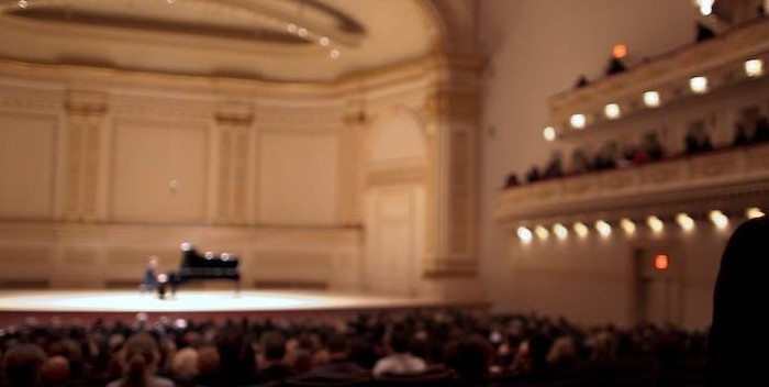Adam Gyorgy- Recital at Carnegie Hall for the Foundation