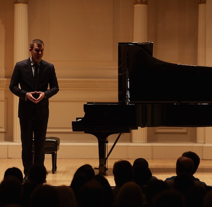 Adam Gyorgy Foundation supports Stephanie Onggowinoto Carnegie Hall debut